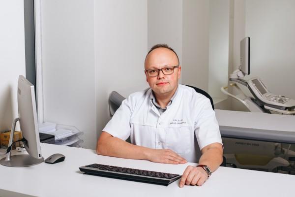 Lek. Jakub Kwapisz - specjalista urolog
