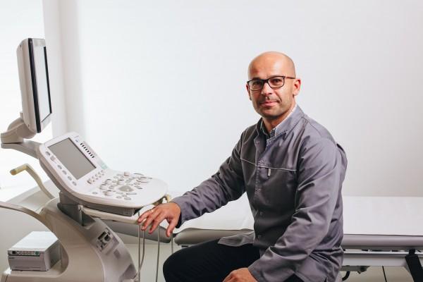 Lek. Michał Straburzyński - specjalista ortopedii i traumatologii narządu ruchu