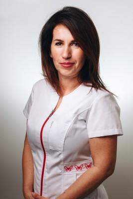 Lek. Paulina Myśliwiec - specjalista onkolog kliniczny